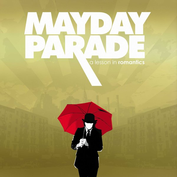 Mayday Parade Mayday Parade - Lesson In Romantics mayday singapore