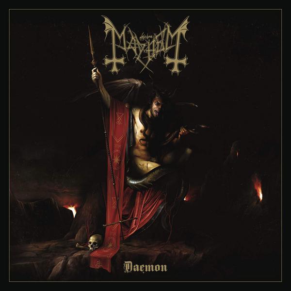 Mayhem Mayhem - Daemon (180 Gr)