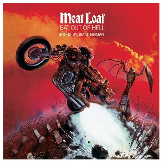 Meat Loaf - Bat Out Of Hell (180 Gr)