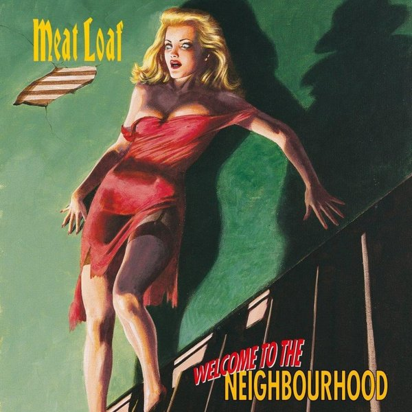 Meat Loaf - Welcome To The Neighbourhood (2 LP)