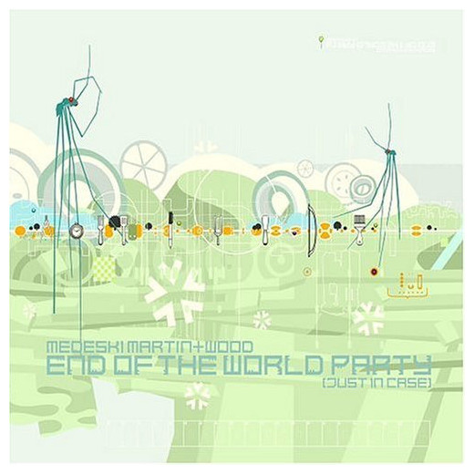 Medeski Martin Wood Medeski Martin Wood - End Of The World Party (just In Case) (2 LP) world without end tv tie in