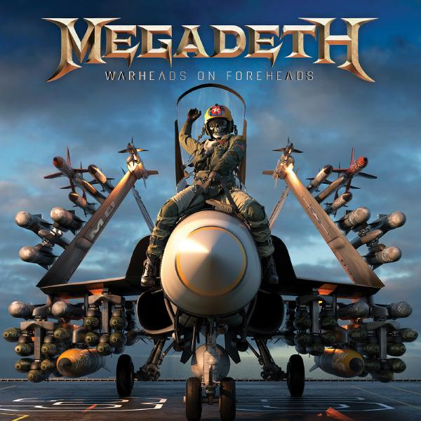 Megadeth Megadeth - Warheads On Foreheads (4 LP)