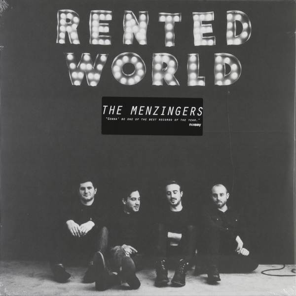 Menzingers Menzingers - Rented World