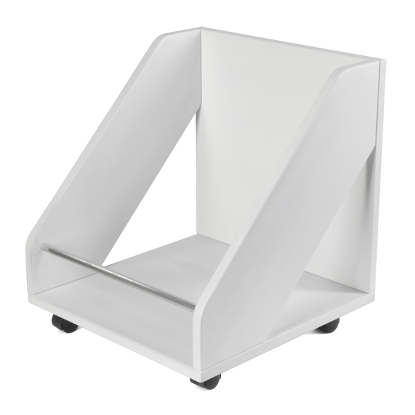 Подставка для виниловых пластинок Merkle Rainbow White подставка для виниловых пластинок merkle window small white