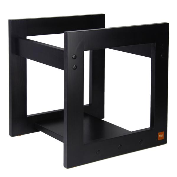 Товар (аксессуар для хранения виниловых пластинок) Merkle Подставка для виниловых пластинок Window Black