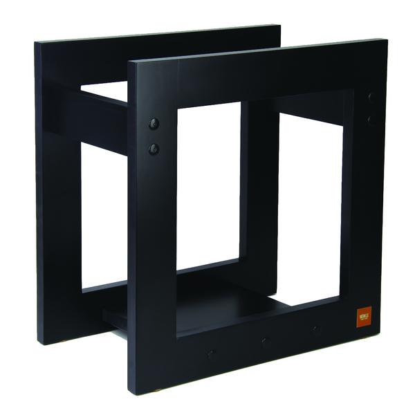 Подставка для виниловых пластинок Merkle Window Small Black