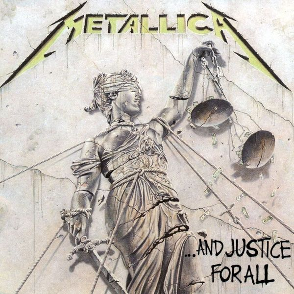 Metallica Metallica - ...and Justice For All (2 LP) vans metallica kill em all