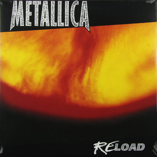 Metallica Metallica - Reload (2 LP) metallica quebec magnetic 2 dvd