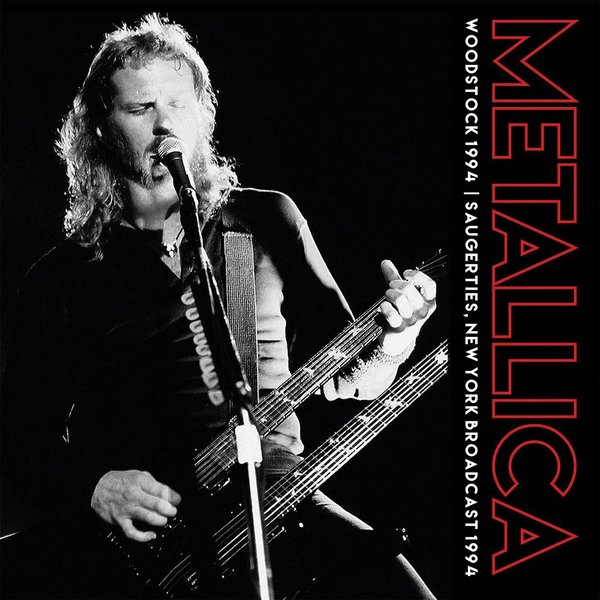 Metallica Metallica - Woodstock 1994 (2 LP) printio metallica fan art