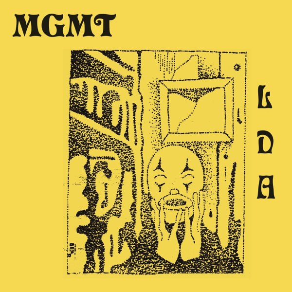 цена MGMT MGMT - Little Dark Age (2 Lp, 180 Gr)