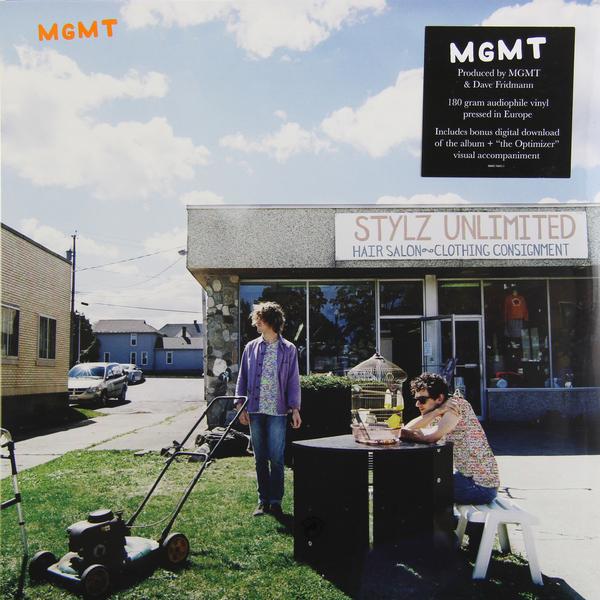 MGMT MGMT - Mgmt (180 Gr) mgmt mgmt mgmt 180 gr