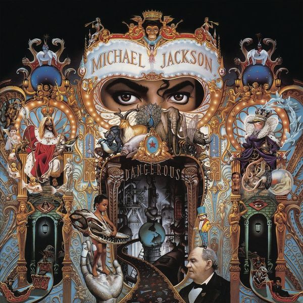 Michael Jackson - Dangerous (2 LP) (уценённый Товар)