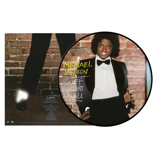 Michael Jackson Michael Jackson - Off The Wall (picture) cd michael jackson thriller 25