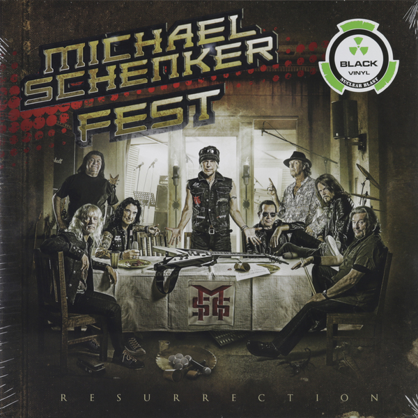 Michael Schenker Michael Schenker - Fest Resurrection (2 LP) анастасия азеведо anastacia resurrection 2 cd