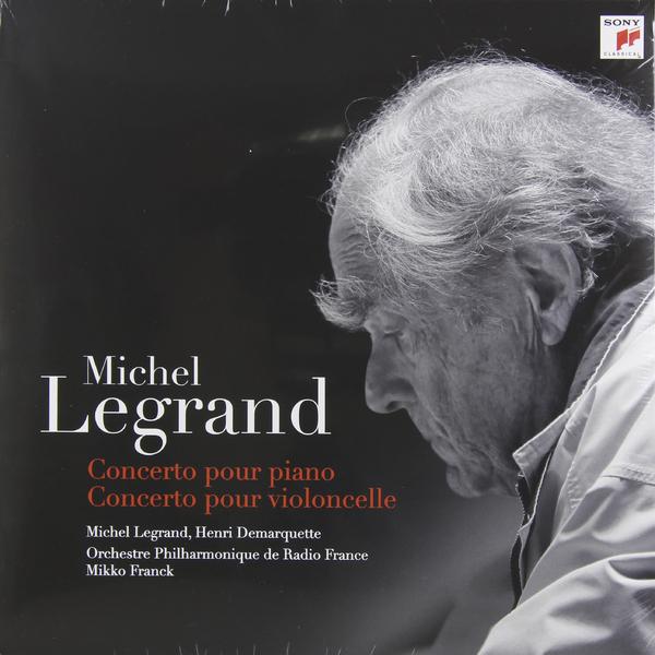 Michel Legrand Michel Legrand - Concerto Pour Piano, Concerto Pour Violoncelle цена