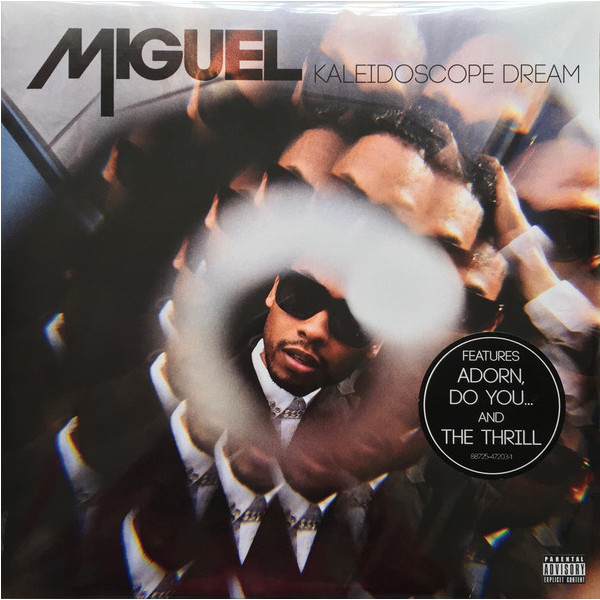 все цены на Miguel Miguel - Kaleidoscope Dream (2 LP)