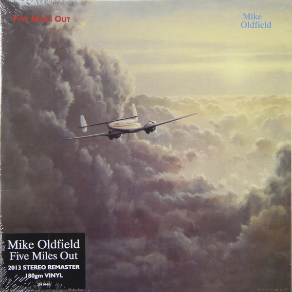 Mike Oldfield Mike Oldfield - Five Miles Out (180 Gr) виниловая пластинка mike oldfield tubular bells ii