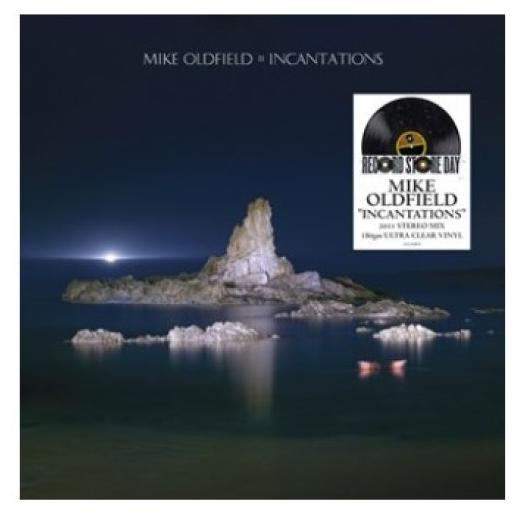 Mike Oldfield - Incantations (limited, Colour, 2 Lp, 180 Gr)