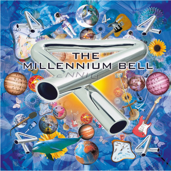 Mike Oldfield Mike Oldfield - Millennium Bell виниловая пластинка mike oldfield tubular bells ii