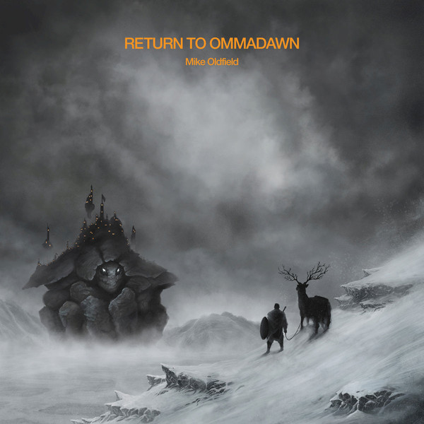 Mike Oldfield Mike Oldfield - Return To Ommadawn ранец mike