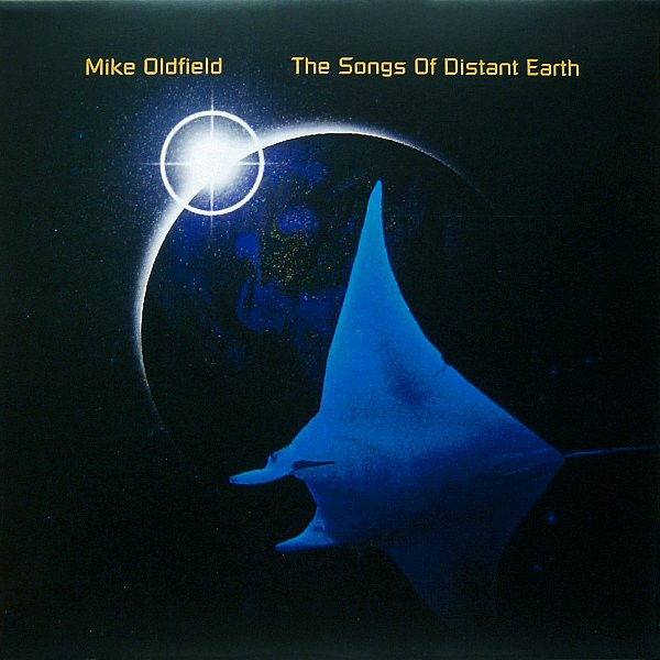 Mike Oldfield Mike Oldfield - The Songs Of Distant Earth виниловая пластинка mike oldfield tubular bells ii