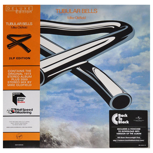 Mike Oldfield Mike Oldfield - Tubular Bells (2 Lp, 180 Gr) виниловая пластинка mike oldfield tubular bells ii