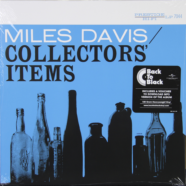 Miles Davis Miles Davis - Collectors Items (180 Gr)