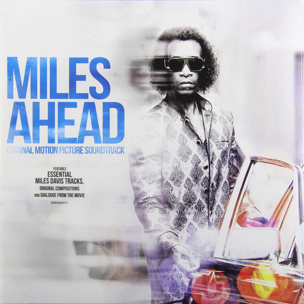 Miles Davis Miles Davis - Miles Ahead. Original Motion Picture Soundtrack (2 LP) 8 mile music from and inspired by the motion picture 2 lp