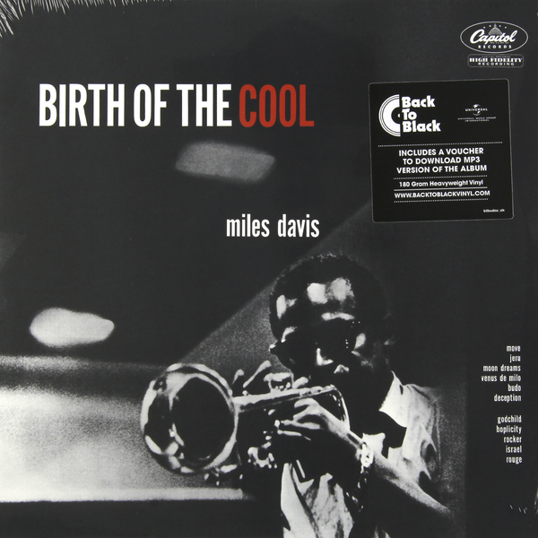 Miles Davis Miles Davis - Birth Of The Cool охватывающие наушники akg k271 mkii