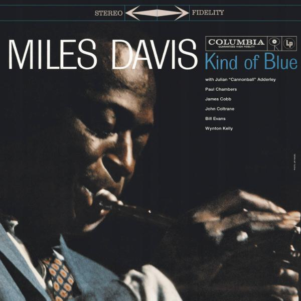 Miles Davis - Kind Of Blue (reissue, 180 Gr)