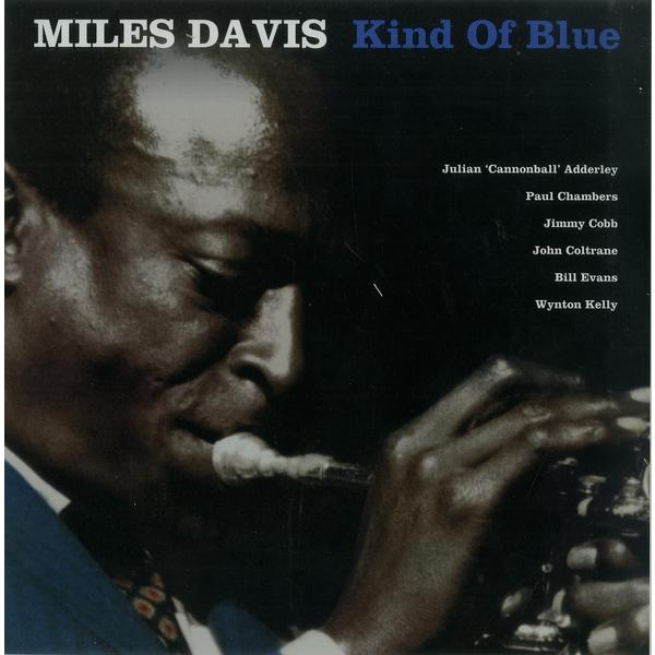 Miles Davis - Kind Of Blue (reissue, Colour, 180 Gr)