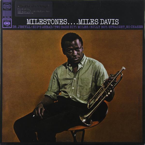 Miles Davis Miles Davis - Milestones (180 Gr) miles davis miles davis milestones 180 gr