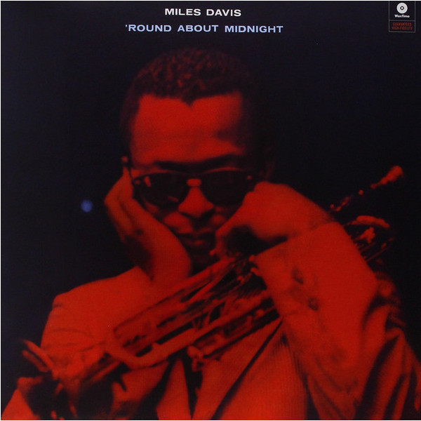 Miles Davis Miles Davis - 'round About Midnight (180 Gr) майлз дэвис miles davis round about midnight lp
