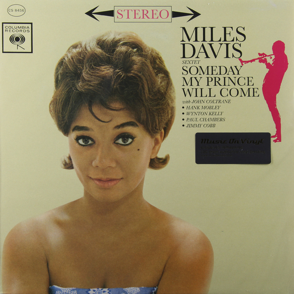 Фото - Miles Davis Miles Davis - Someday My Prince Will Come (180 Gr) prince prince 1999 limited 4 lp 180 gr