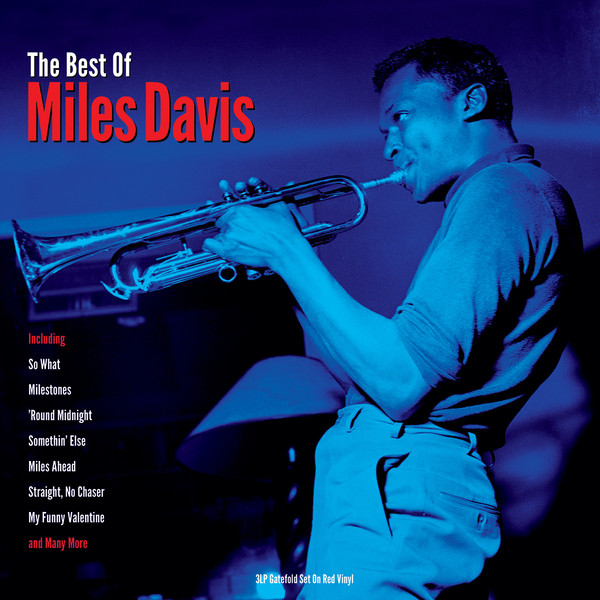 Miles Davis - The Best Of (3 Lp, Colour)