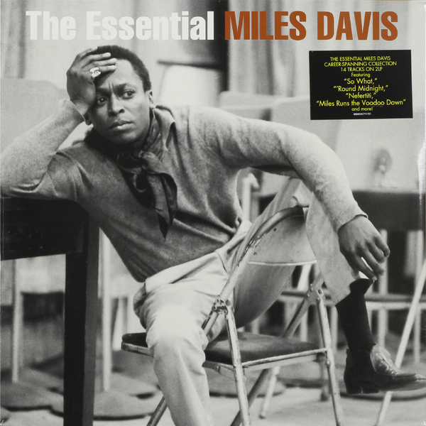 Miles Davis Miles Davis - The Essential (2 LP) miles davis miles davis miles ahead original motion picture soundtrack 2 lp