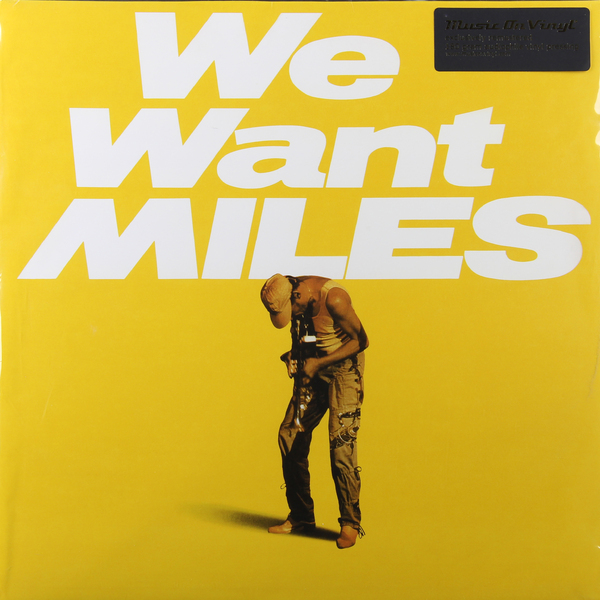 Miles Davis Miles Davis - We Want Miles (2 Lp, 180 Gr) miles davis jazz cd