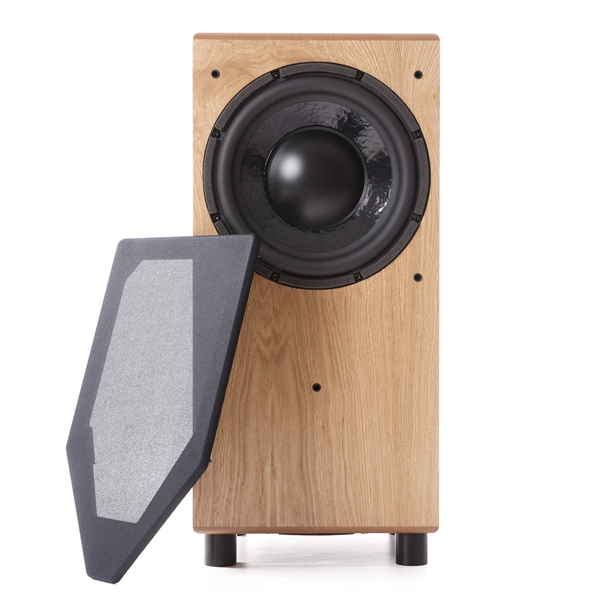 Активный сабвуфер MJ Acoustics Pro 100 MKII Walnut триммер для лица и тела philips mg 3740 15 multigroom series 3000