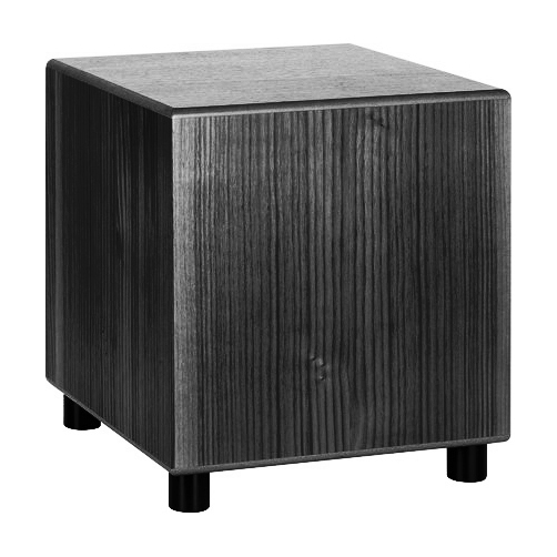 Активный сабвуфер MJ Acoustics Pro 80 MKI Black Ash активный сабвуфер mj acoustics pro 60 mki light oak