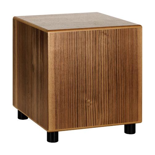 Активный сабвуфер MJ Acoustics Pro 80 MKI Walnut цена