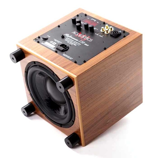 Активный сабвуфер MJ Acoustics Reference 150 MKII Walnut цена