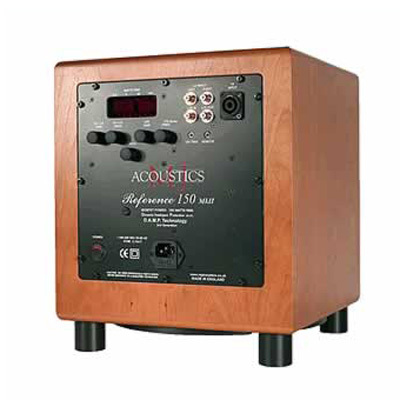 Активный сабвуфер MJ Acoustics Reference 150 MKII Cherry активный сабвуфер mj acoustics reference 1 mkiv cherry