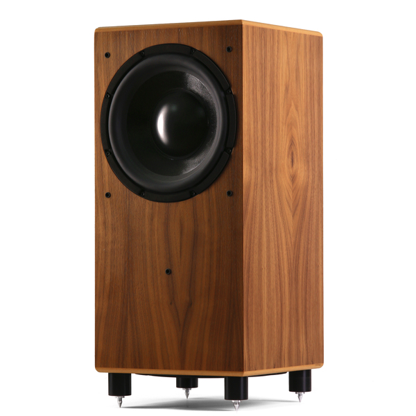 Активный сабвуфер MJ Acoustics Reference 210 Walnut