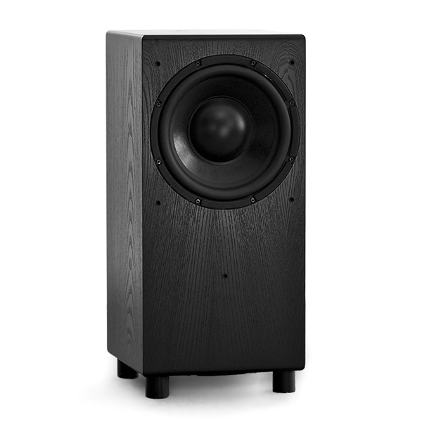 Активный сабвуфер MJ Acoustics Reference 210 Black Ash активный сабвуфер mj acoustics reference i mkiii black ash