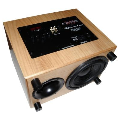 Активный сабвуфер MJ Acoustics Reference I MKIII Light Oak активный сабвуфер mj acoustics reference i mkiii black ash