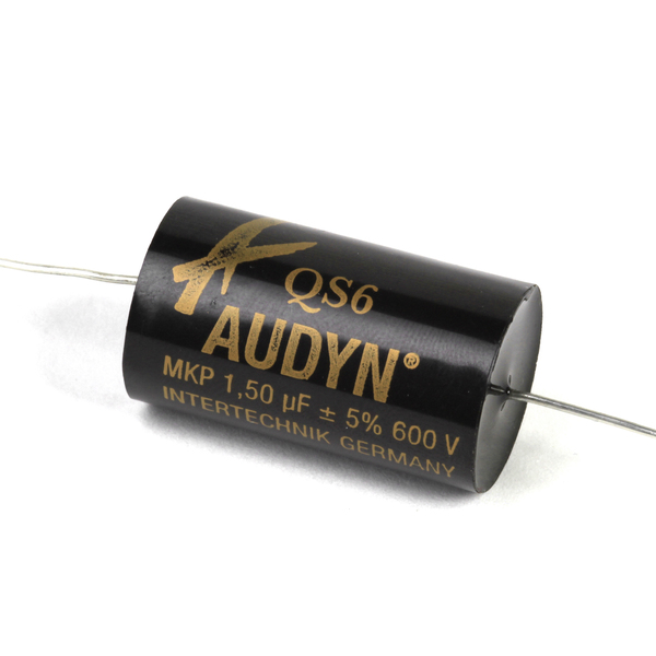 цена на Конденсатор Intertechnik MKP Audyn Cap MKP-QS6 600 VDC 1.5 uF