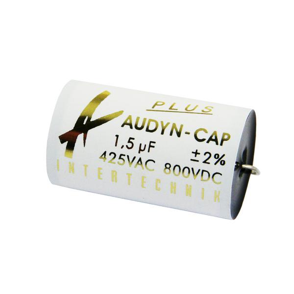 Конденсатор Intertechnik MKP Audyn Cap MKP Plus 800 VDC 1.5 uF конденсатор intertechnik mkp audyn cap mkp plus 800 vdc 2 2 uf