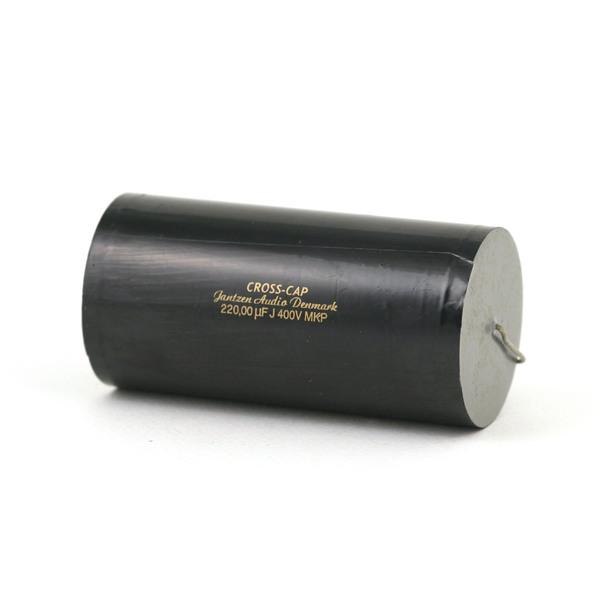 Конденсатор Jantzen MKP Cross Cap 400V 220 uF конденсатор jantzen alumen z cap 100v 3 3 uf