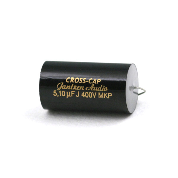 Конденсатор Jantzen MKP Cross Cap 400V 5.1 uF конденсатор jantzen alumen z cap 100v 3 3 uf