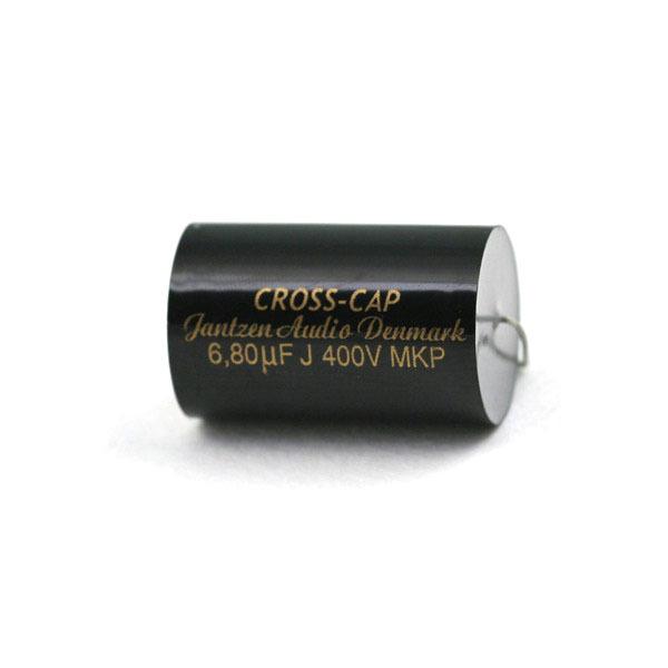Конденсатор Jantzen MKP Cross Cap 400V 6.8 uF конденсатор jantzen alumen z cap 100v 3 3 uf